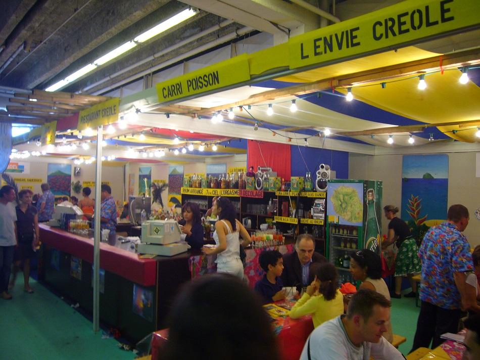Foire de paris 2007 shunrize - Place foire de paris ...