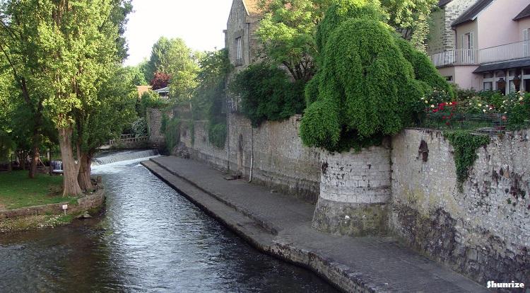 De fontainebleau avon moret sur loing randonn e shunrize for Piscine fontainebleau