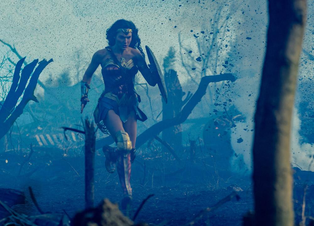 Gal Gadot dans un extrait de Wonder Woman