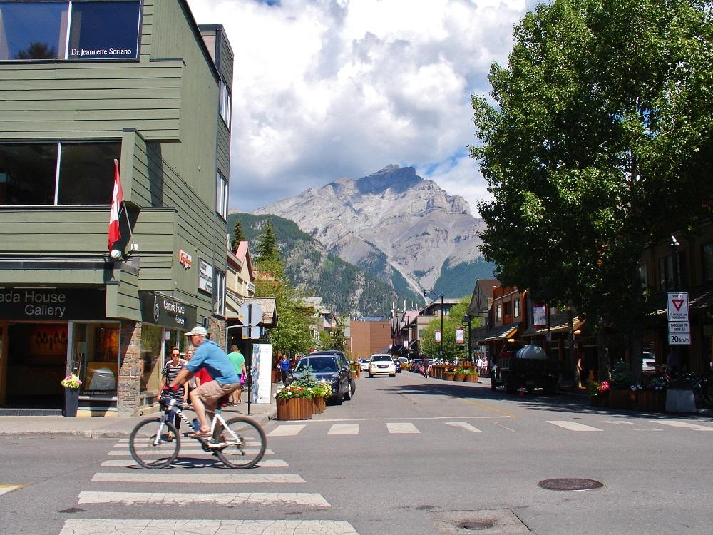 rue de Banff