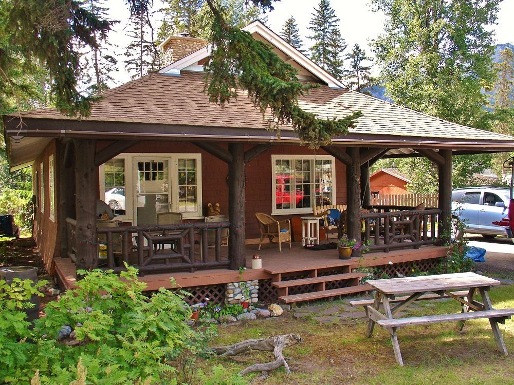 La résidence Sibbald à Banff datant de 1915