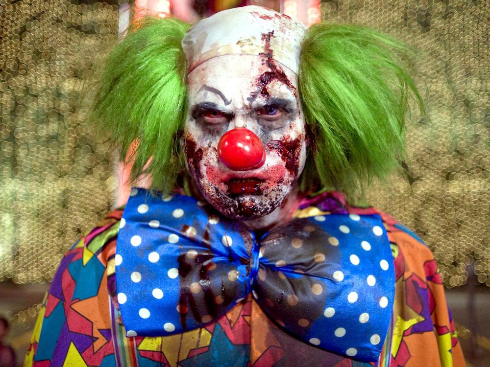 clown dans zombieland