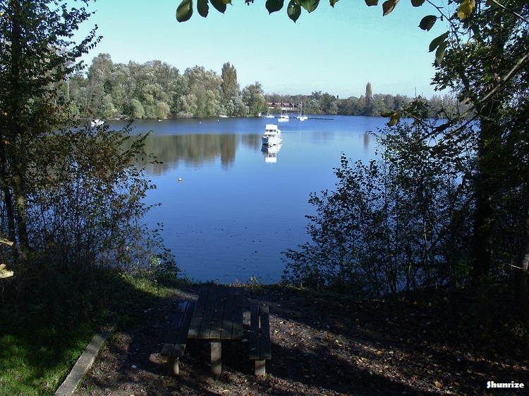 bords de l'Yonne