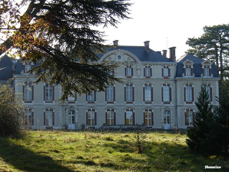 chateau de La Brosse-Monceaux