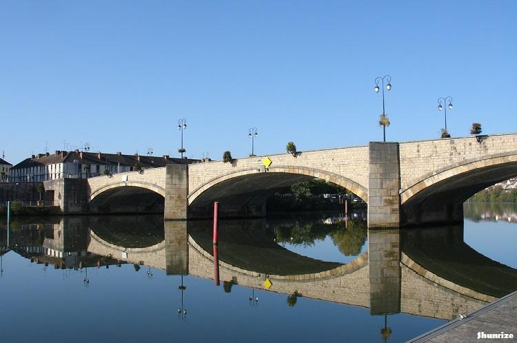 pont Montereau-Fault-Yonne