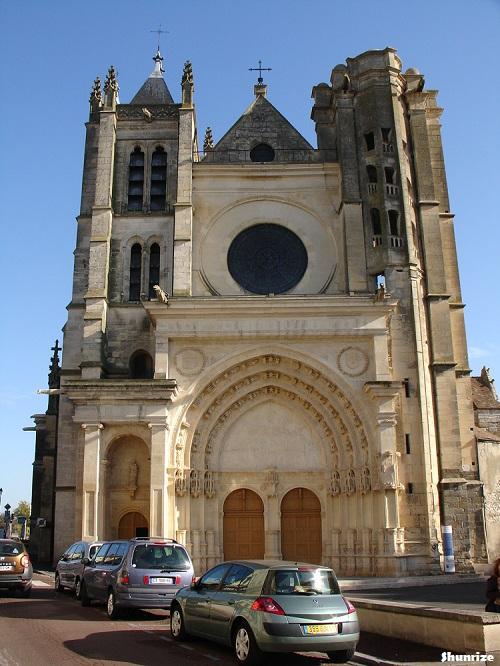 église Notre-Dame-et-Saint-Loup