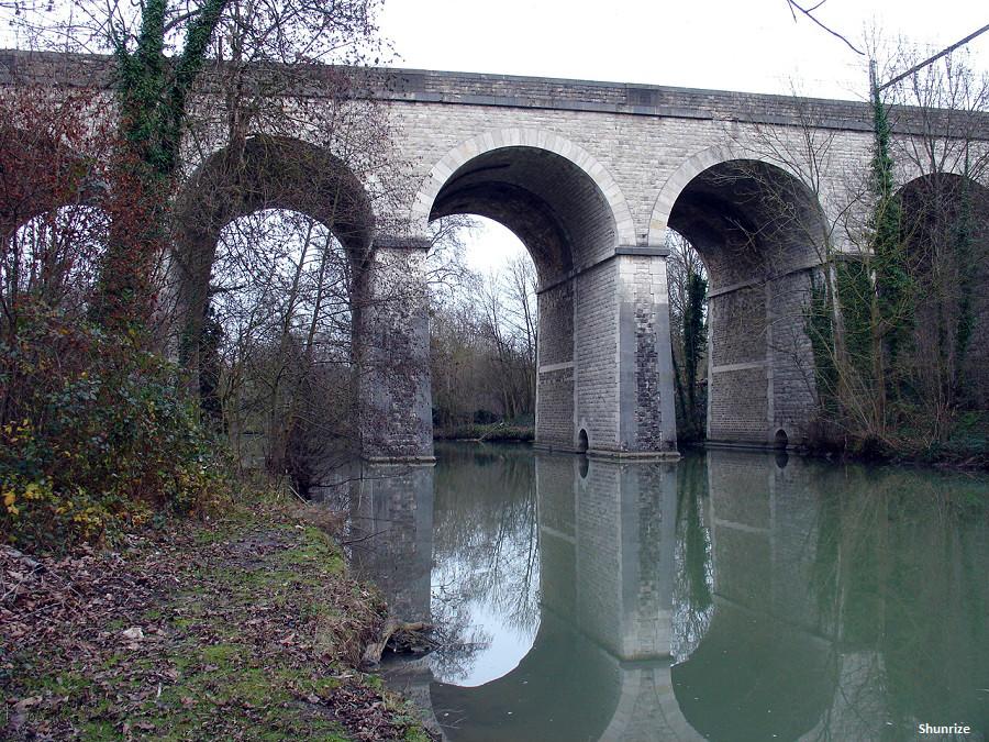 Viaduc d'Épinay-sur-Seine à Yerres