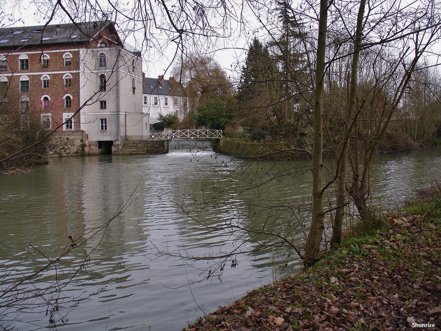 ancien Moulin de Brunoy