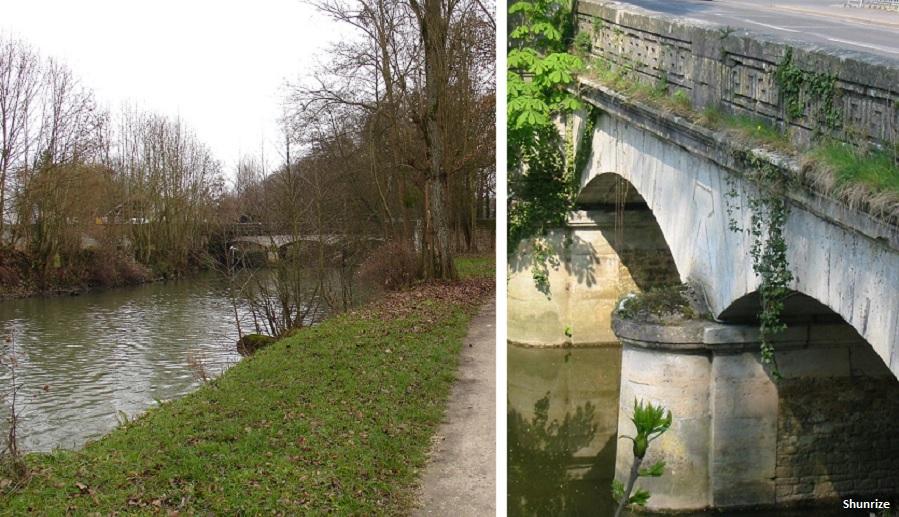 Pont Perronet à Brunoy