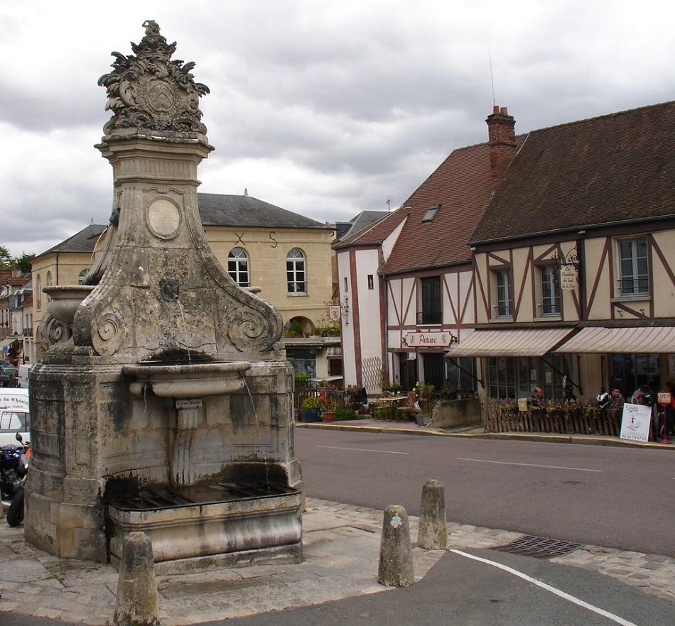 Fontaine La Roche-Guyon