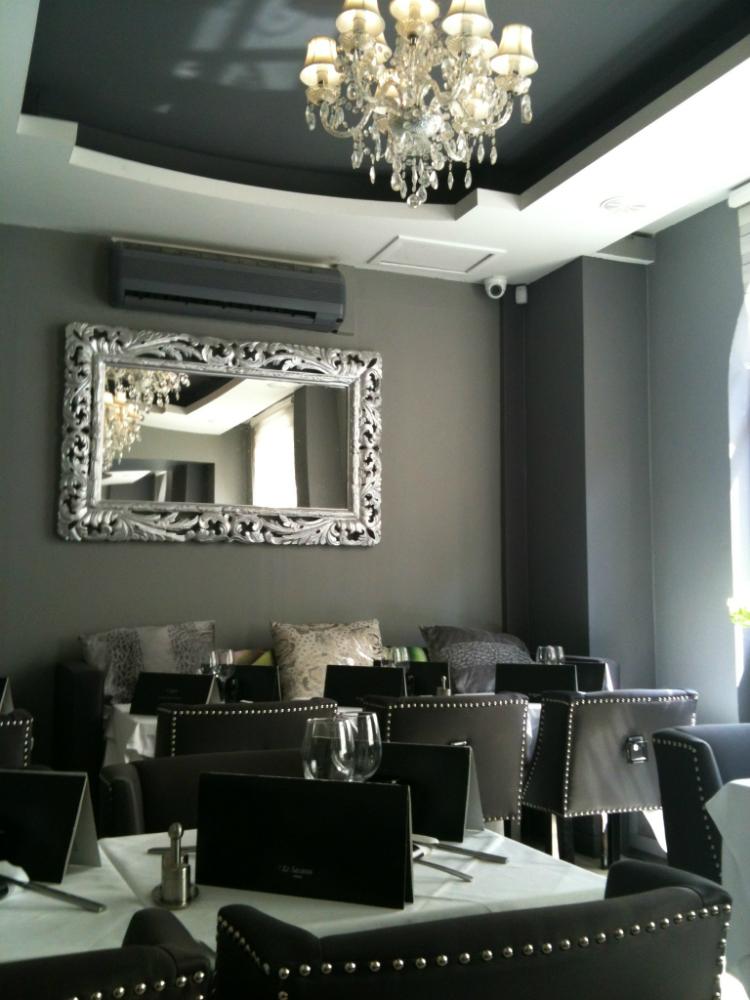 Restaurant le Swann vue intérieure
