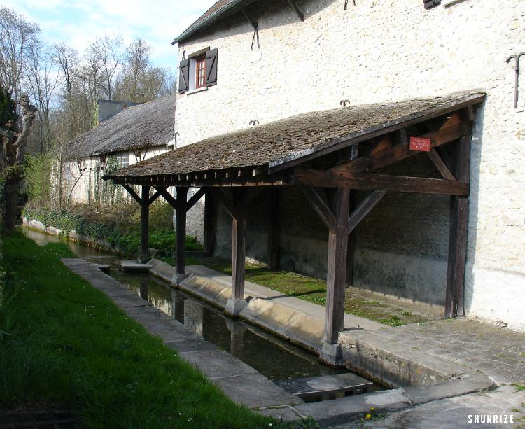 Lavoir Vayres-sur-Essonne