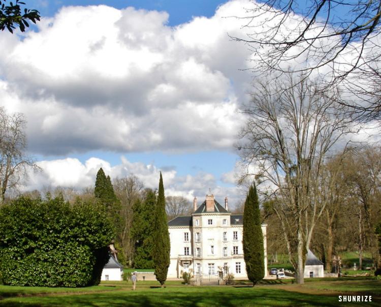 Château de Presles à Cerny