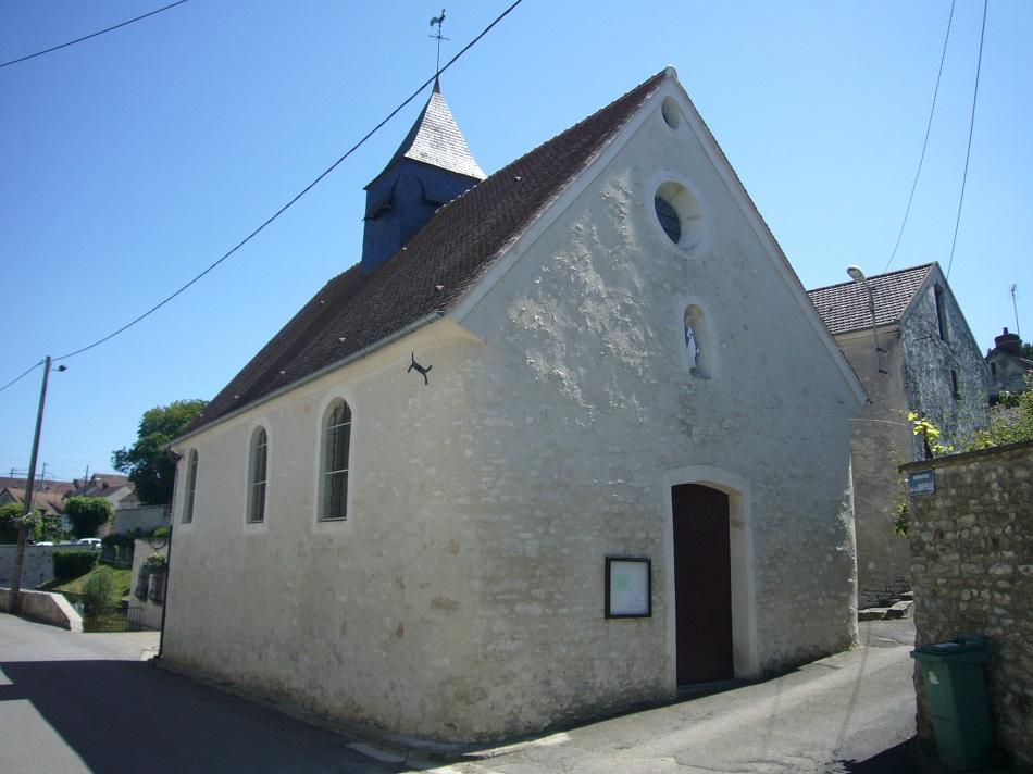 la Chapelle de Guerville