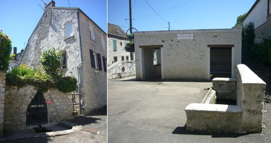 source de Saint-Jean à Guerville