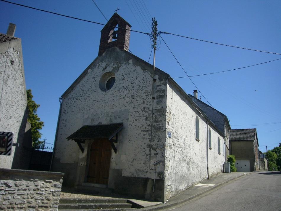 temple évangélique de Guerville