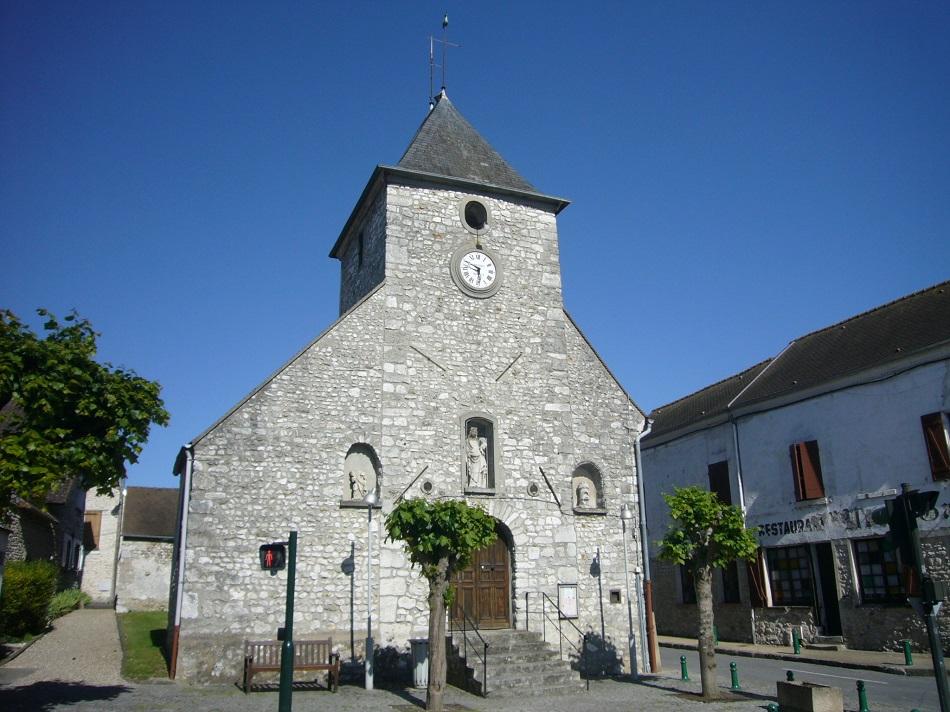 l'Église Saint-Martin de Vert