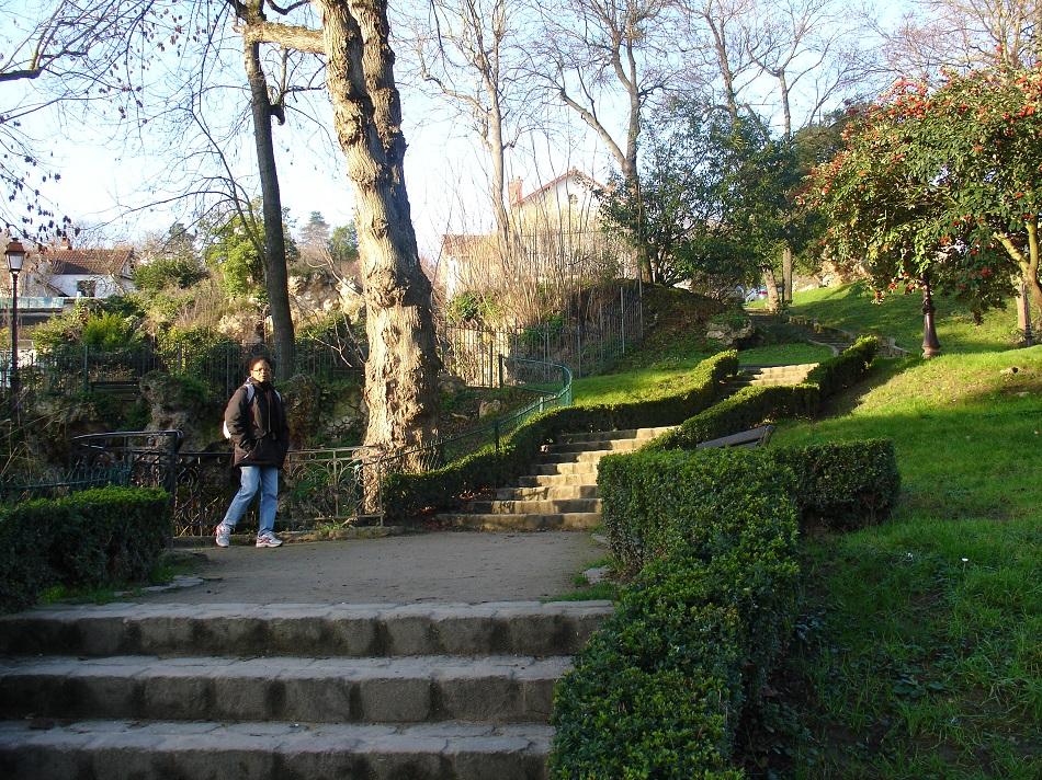 jardin à Villennes-sur-Seine