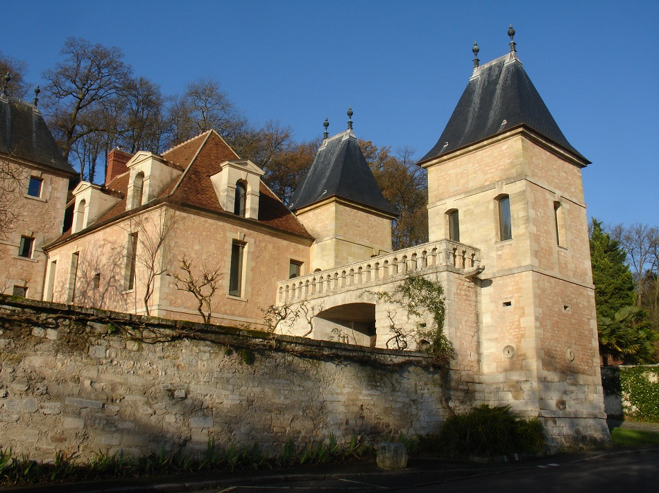 Château de Médan à Villennes-sur-Seine