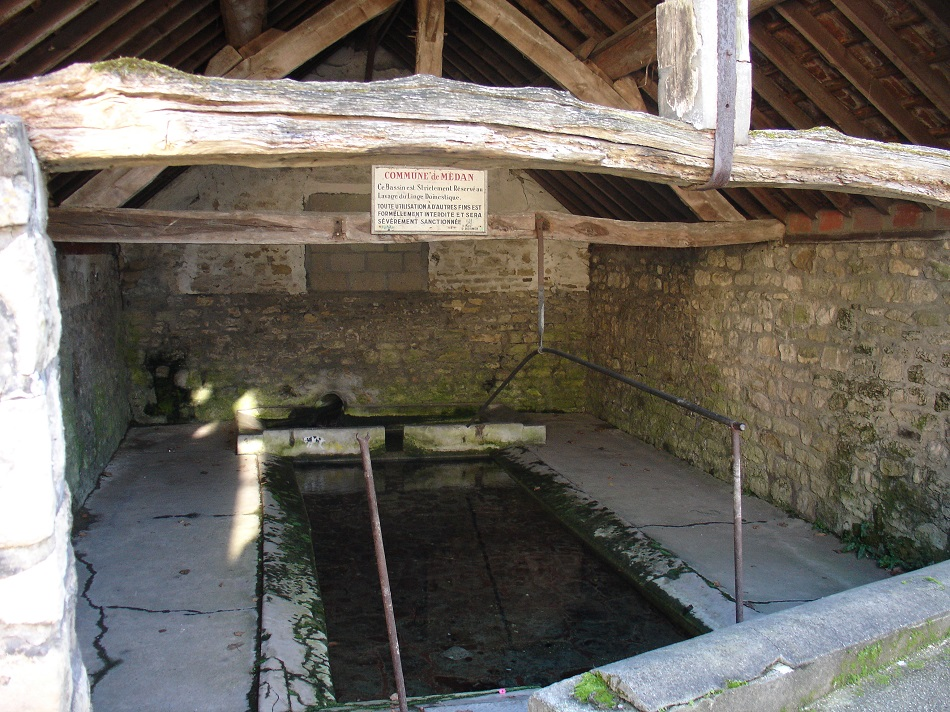 lavoir de Villennes-sur-Seine