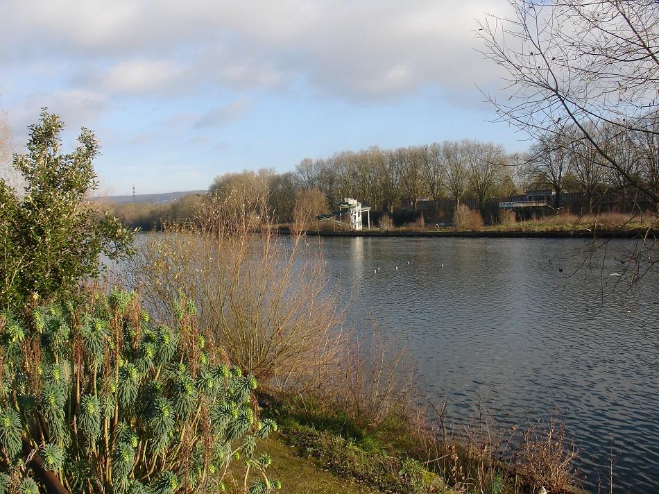 Île de Platais à Villennes-sur-Seine