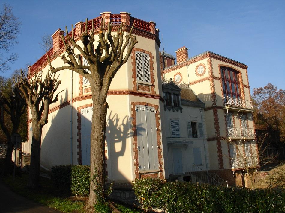 maison de Zola à Villennes-sur-Seine