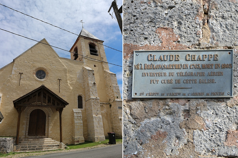 Eglise Saint-Martin chalautre-la-petite